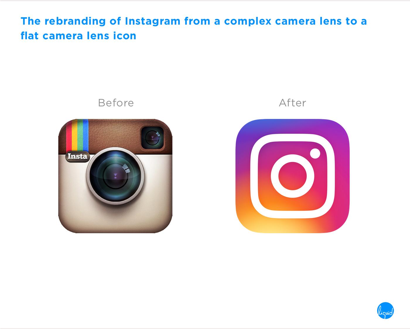 Brand Identity of Instagram